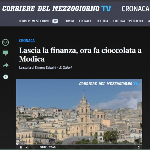 INTERVISTA VIDEO - Corriere.it - 03/01/15