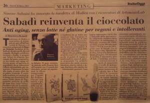 Italia Oggi - 15/03/13