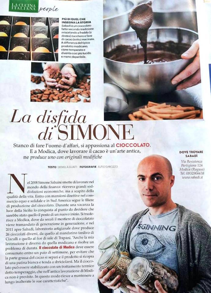 La cucina italiana - Agosto 2014