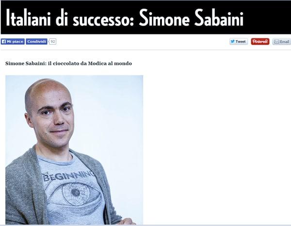 INTERVISTA - La cucina italiana - Agosto 2014